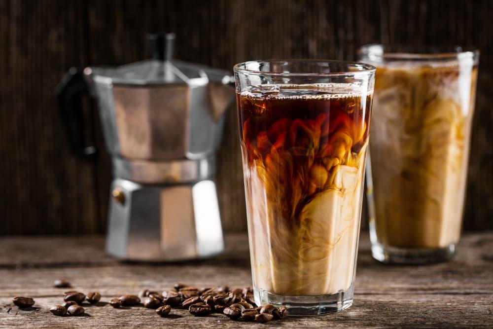 アイスコーヒーのみたい