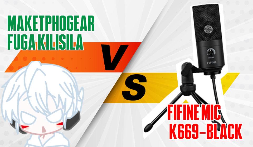 fuga vs K669