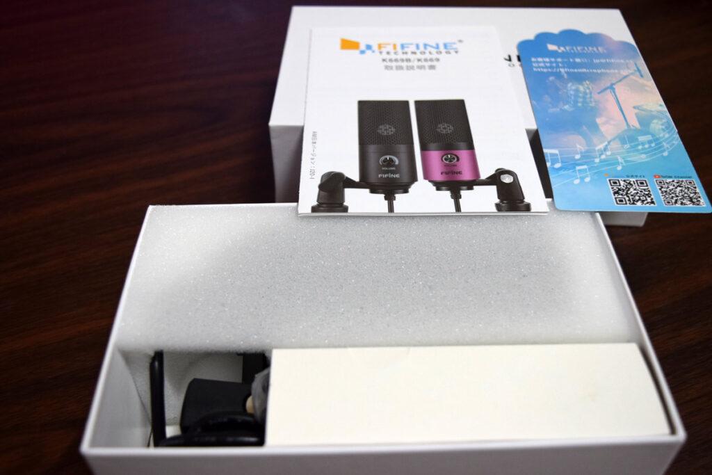 k669 unbox